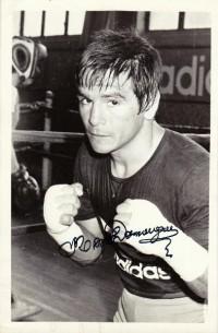 Ramon Antonio Dominguez boxer
