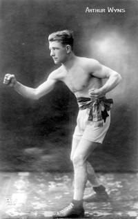 Arthur Wyns boxer