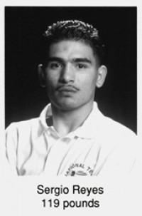Sergio Reyes boxer