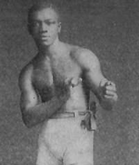 Leo Johnson boxer
