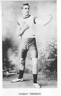 Harry Thomas boxer