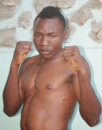 Adam Ngange boxer