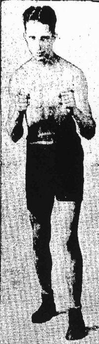 Billy Azevedo boxer