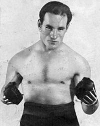 Johnny Barton boxer