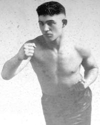 Alex Trambitas boxer
