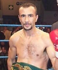 Affif Djelti boxer