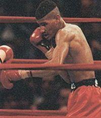 Juan Negron boxer