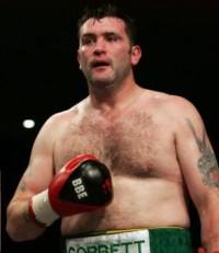 Darren Corbett boxer