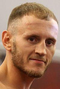 Sammy Vasquez boxer