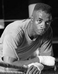 William Bo James boxer