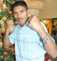 Cristobal Cruz boxer