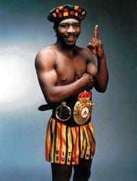 Livingstone Bramble boxer