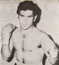 Jose Fernandez boxer