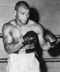 Harold Johnson boxer