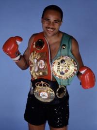 Lloyd Honeyghan boxer