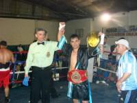 Domingo Nicolas Damigella boxer