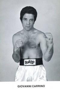 Giovanni Carrino boxer