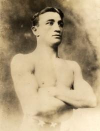 Matty Matthews boxer