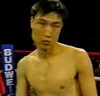 Jung Oh Park boxer