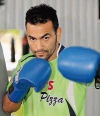 Humberto Aranda boxer