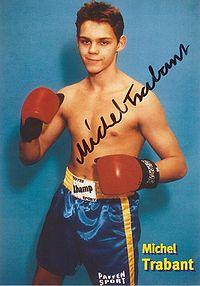 Michel Trabant boxer