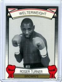 Roger Turner boxer
