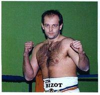 Christophe Bizot boxer