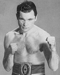 Werner Handtke boxer