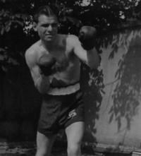Heinz Sander boxer