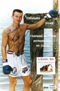Christophe Girard boxer