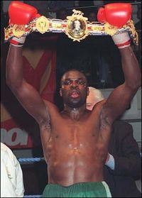 Terry Dunstan boxer