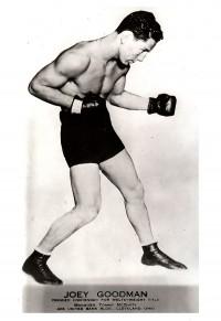 Joey Goodman boxer