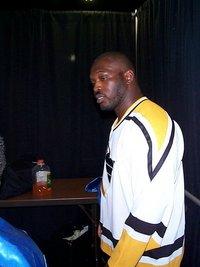 John Kiser boxer