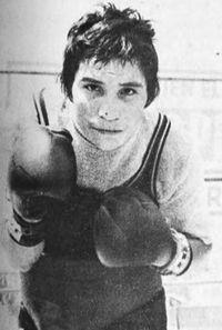 Rafael Gandarilla boxer