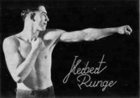 Herbert Runge boxer
