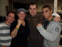 Johnny Lewus boxer