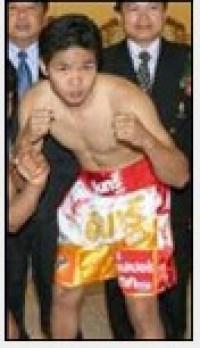 Sairung Suwanasil boxer