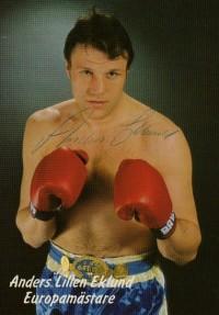 Anders Eklund boxer