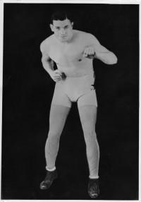 Alfred Pegazzano boxer