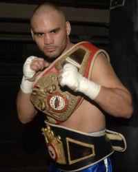 Israel Cardona boxer