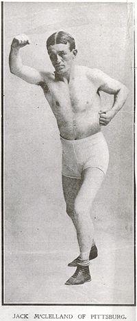 Jack McClelland boxer