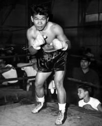 Speedy Cabanela boxer
