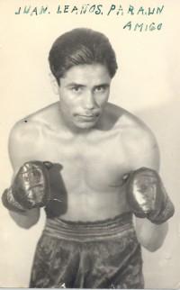 Juan Leanos boxer
