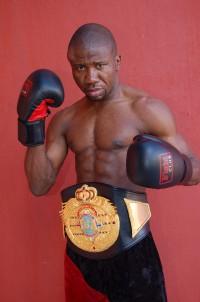 Eromosele Albert boxer