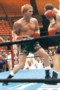 Terry Ray boxer