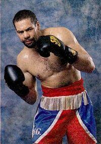 Philippe Michel boxer