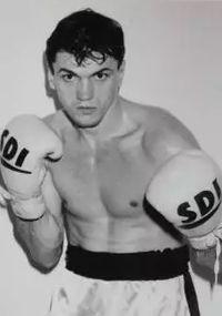 Thierry Lecarpentier boxer