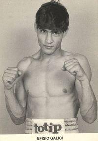 Efisio Galici boxer