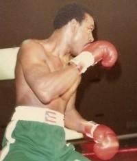 Adrian Green boxer