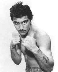 Victor Pappa boxer